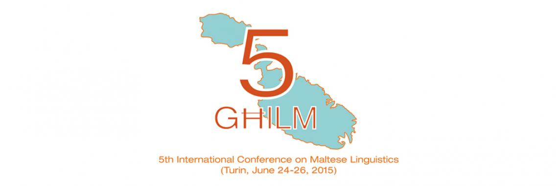 5th International Conference on Maltese Linguistics
